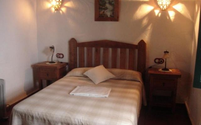 Отель El Peñón Захара комната для гостей