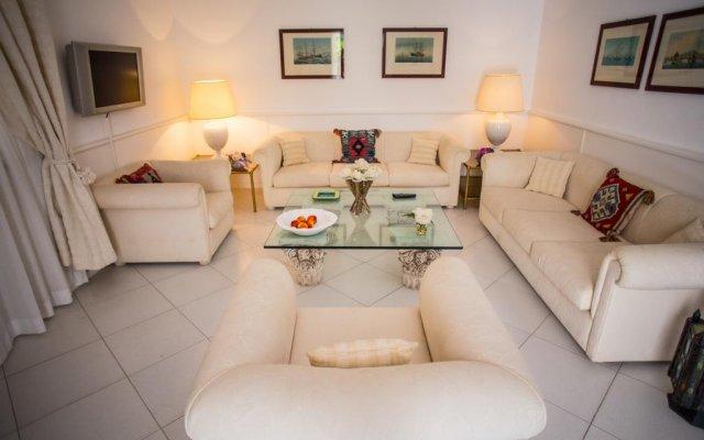 Отель Villa Angela Капачи комната для гостей