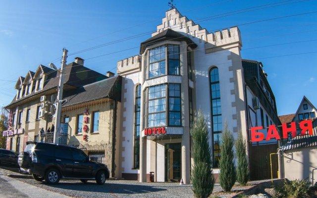Гостиница Фелиса вид на фасад