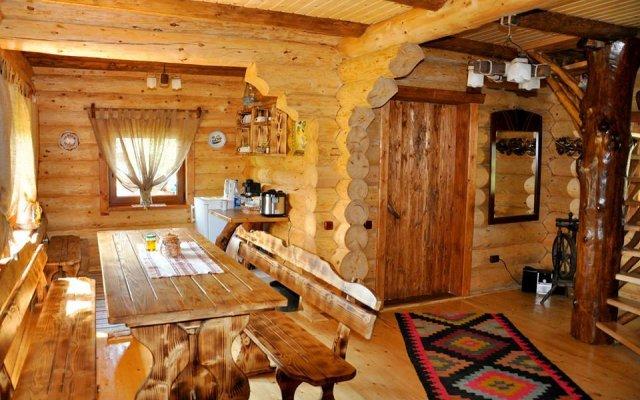 Гостиница Sadyba Verhovynka комната для гостей
