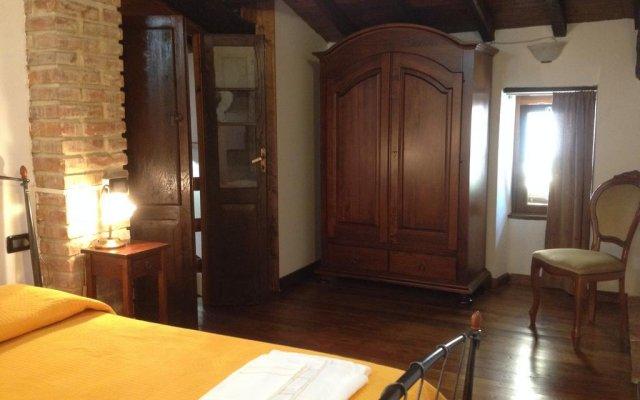 Отель Casa Vacanze Sotto l'Arco Читтадукале комната для гостей