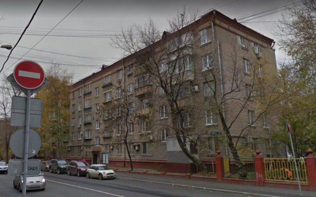 Апартаменты Domumetro на Часовой 7 вид на фасад