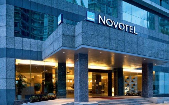 Отель Novotel Shenzhen Watergate Китай, Шэньчжэнь - отзывы, цены и фото номеров - забронировать отель Novotel Shenzhen Watergate онлайн вид на фасад