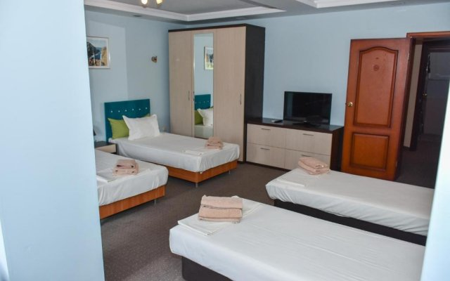 Отель White Rose Apartments Болгария, Бургас - отзывы, цены и фото номеров - забронировать отель White Rose Apartments онлайн комната для гостей