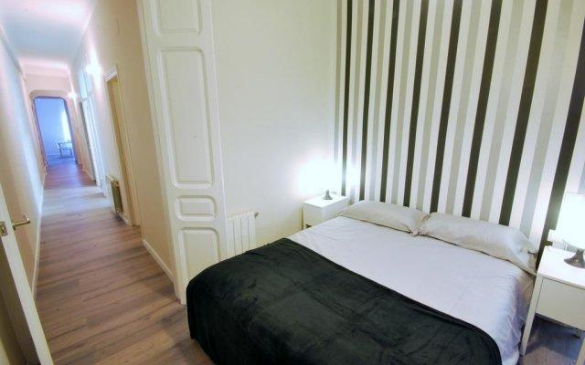 Отель Corsega Sdb Барселона комната для гостей