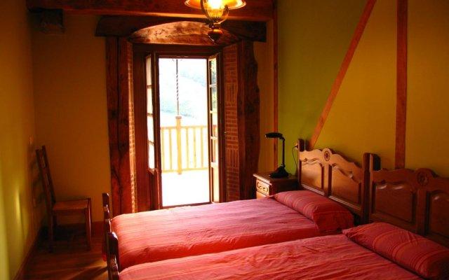 Отель Errexil Borda комната для гостей