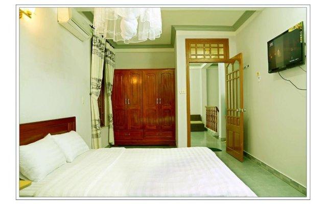Отель Hai Dang Homestay комната для гостей
