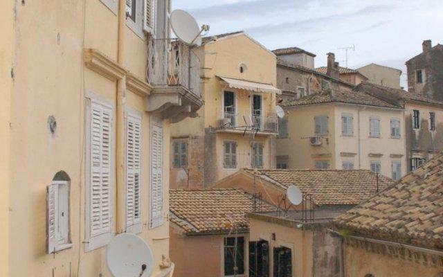 Отель City Marina балкон