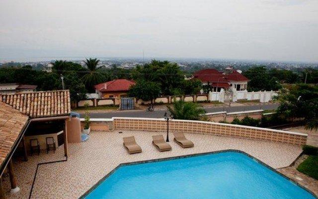 Отель New Parador Residence бассейн