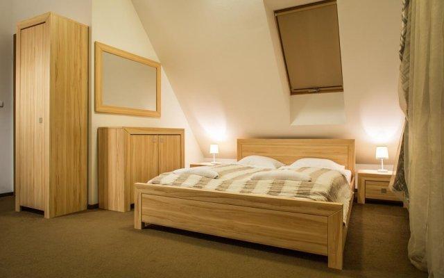 Отель Tatrytop Droga Do Daniela Закопане комната для гостей