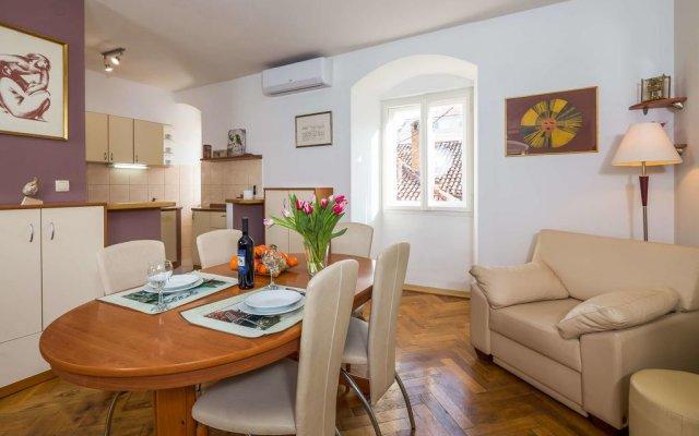 Апартаменты Apartment See Everlasting Split комната для гостей