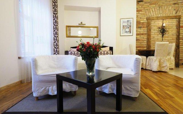 Отель Vilnius Apartments Литва, Вильнюс - отзывы, цены и фото номеров - забронировать отель Vilnius Apartments онлайн комната для гостей