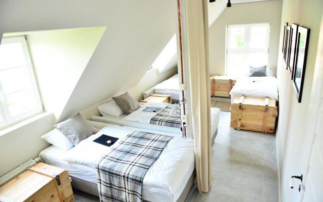 Five Point Hostel комната для гостей
