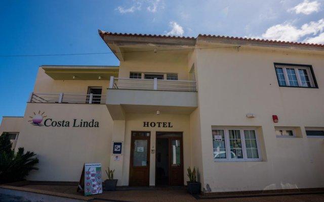 Hotel Costa Linda Машику вид на фасад