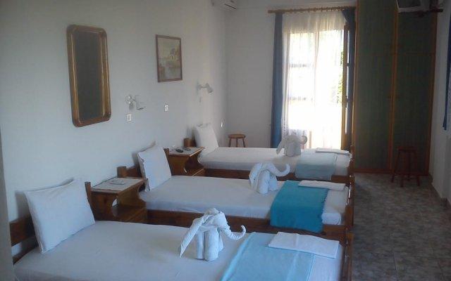 Отель Marina's Studios Греция, Остров Санторини - отзывы, цены и фото номеров - забронировать отель Marina's Studios онлайн комната для гостей