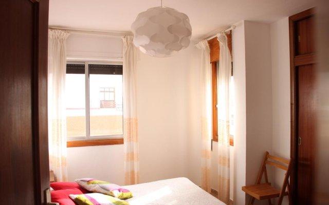 Отель Hernán Cortes Гуимар комната для гостей