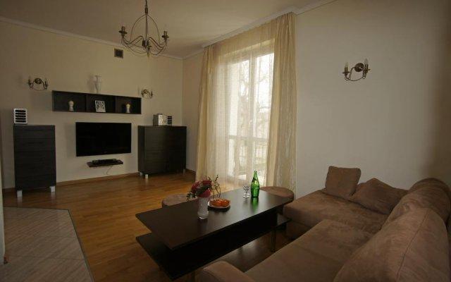 Отель Apartament Amber Сопот комната для гостей