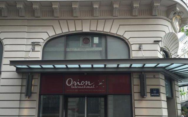 Orion Paris Haussman