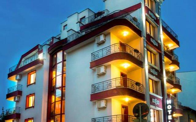 Hotel Prestige вид на фасад