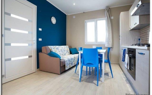 Отель Marea Sicula Сиракуза комната для гостей