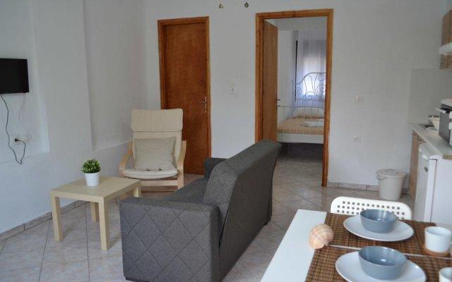 Отель Iris Accommodation комната для гостей