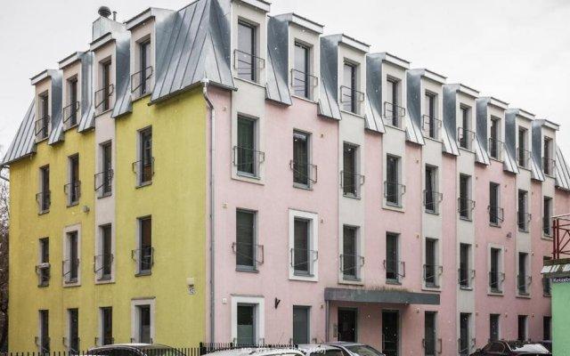 Апартаменты Best Apartments-Kotzebue вид на фасад