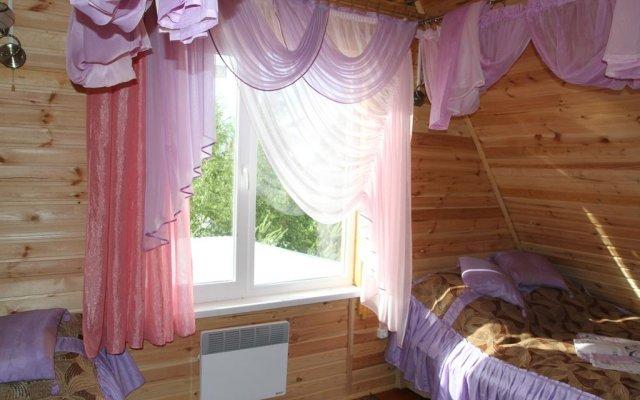 Гостиница Cottage na Strelke комната для гостей