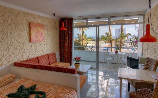 Отель Apartamentos Matorral Морро Жабле комната для гостей