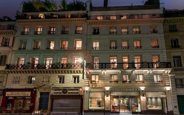 Hotel Vivienne вид на фасад
