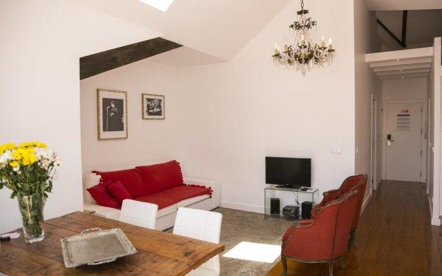 Апартаменты 54 Santa Catarina Apartments комната для гостей