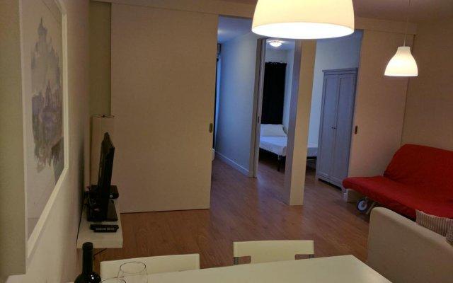 Апартаменты BarcelonaForRent Sagrada Familia Apartments Барселона комната для гостей