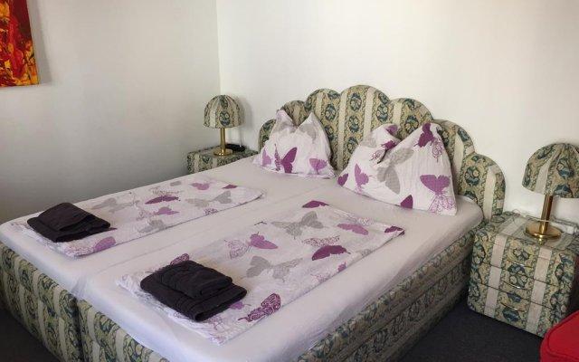 Апартаменты Apartment Alpha 1 Вена комната для гостей