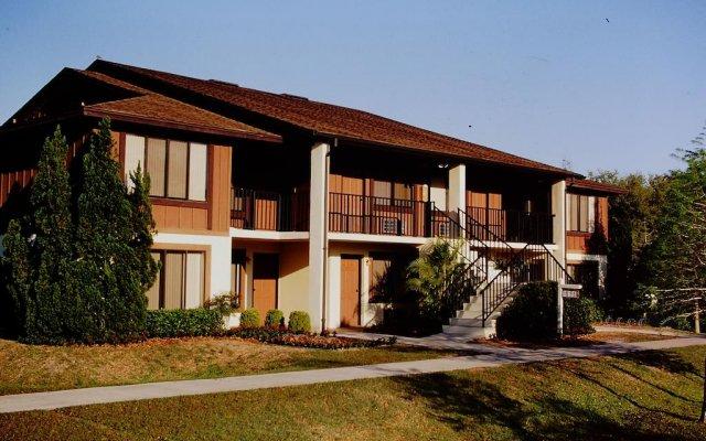 Отель Cypress Cove Nudist Resort & Spa Уэйверли вид на фасад