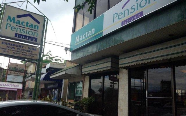 Отель Mactan Pension House Филиппины, Лапу-Лапу - отзывы, цены и фото номеров - забронировать отель Mactan Pension House онлайн вид на фасад