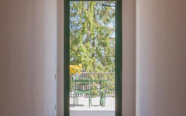 Отель Residence Miravalle e StellAlpina Вальдоббьадене интерьер отеля