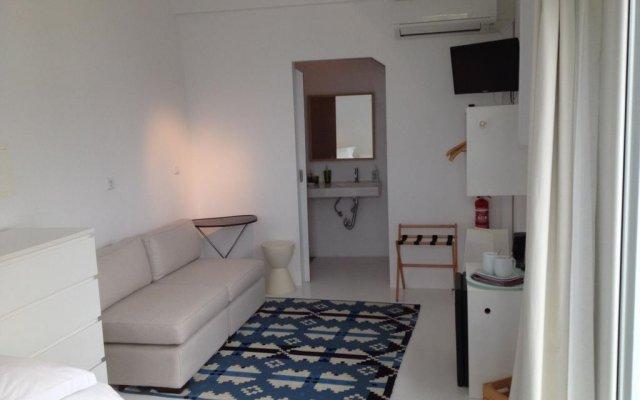Отель Baía das Caldeirinhas Португалия, Орта - отзывы, цены и фото номеров - забронировать отель Baía das Caldeirinhas онлайн комната для гостей