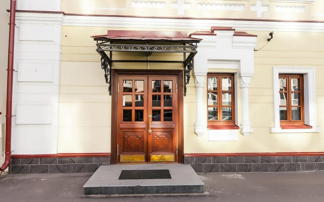 Kazan Hostel вид на фасад