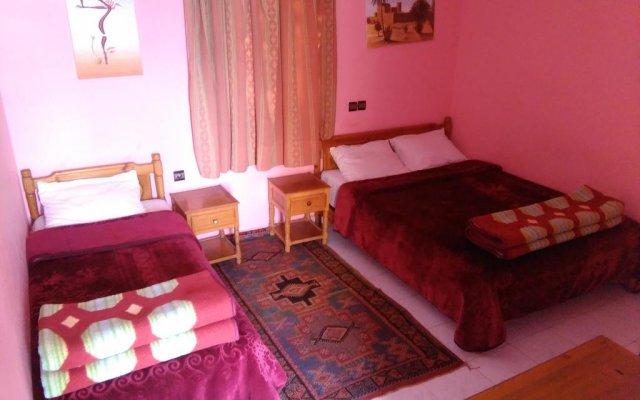 Отель La Vallée Марокко, Уарзазат - отзывы, цены и фото номеров - забронировать отель La Vallée онлайн комната для гостей