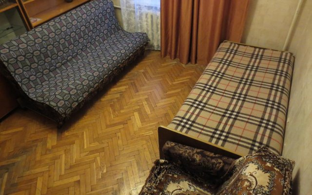 Апартаменты Apartment na Perovo Москва комната для гостей