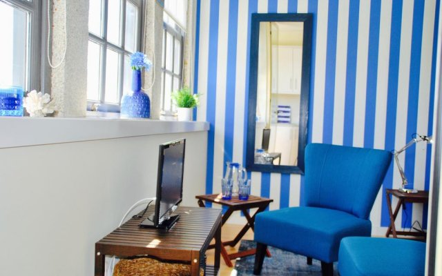 Отель Residence Navy Порту комната для гостей