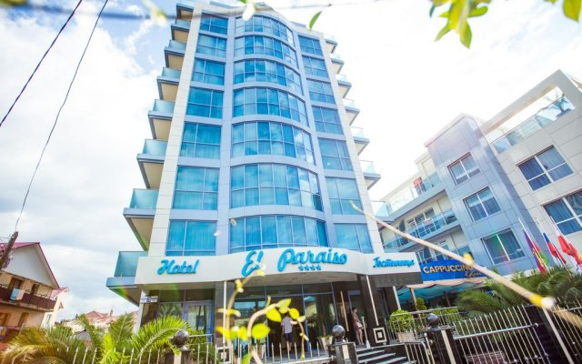 Гостиница El Paraiso вид на фасад