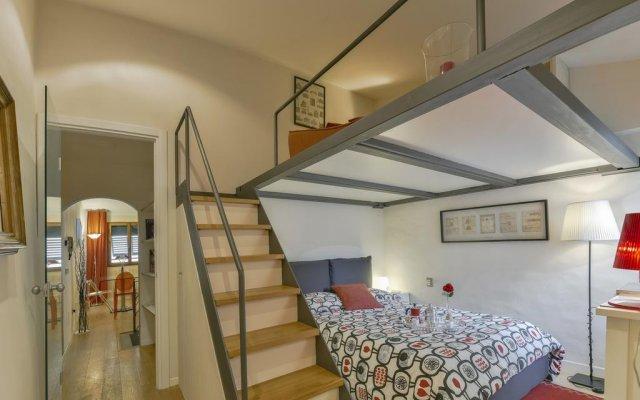 Отель Scarlett Halldis Apartment Италия, Флоренция - отзывы, цены и фото номеров - забронировать отель Scarlett Halldis Apartment онлайн комната для гостей