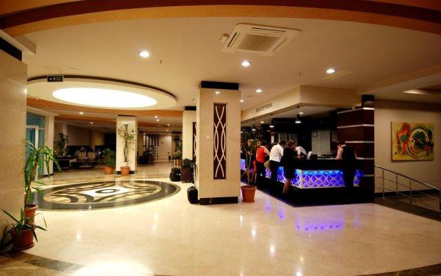 Отель Maya World Belek Белек интерьер отеля