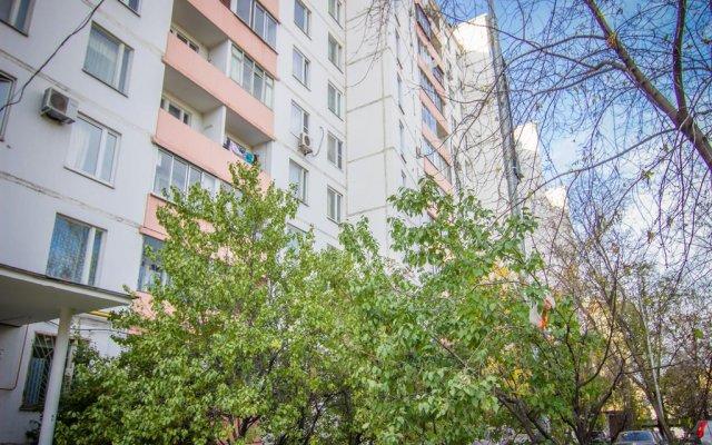 Апартаменты InnDays Apartments Курская вид на фасад