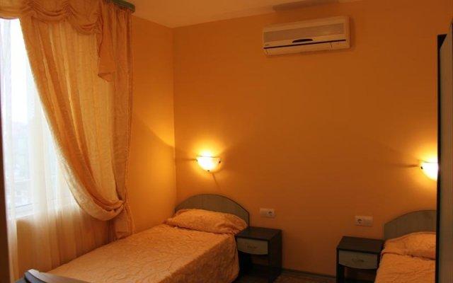 Отель Guest House Central Черноморец комната для гостей