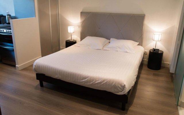 Отель Au Coeur de Lyon - Parc Tête d'Or - Vitton Франция, Лион - отзывы, цены и фото номеров - забронировать отель Au Coeur de Lyon - Parc Tête d'Or - Vitton онлайн комната для гостей