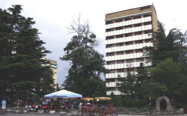 Отель Hostel Tundja Болгария, Солнечный берег - отзывы, цены и фото номеров - забронировать отель Hostel Tundja онлайн вид на фасад