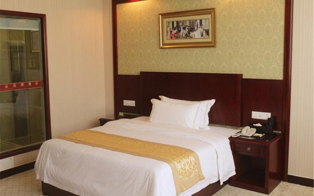 Vienna Hotel Shenzhen Shiyan Shilong Community Шэньчжэнь комната для гостей