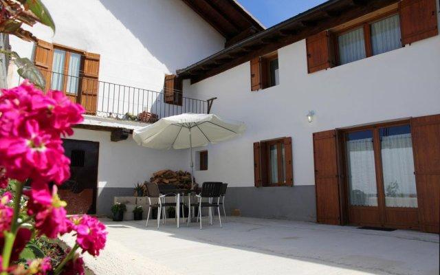 Отель Casa Rural Primorena Txiki балкон