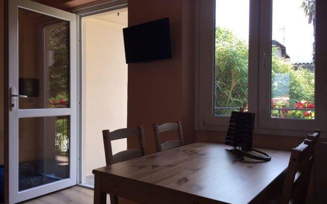 Отель Appartamento in villa d'epoca комната для гостей